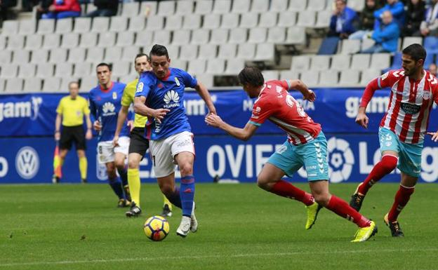 Lugo-Real Oviedo: domingo 8 de abril