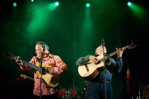 Los Gipsy Kings.