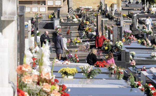 Resultado de imagen de oviedo cementerio, el comercio