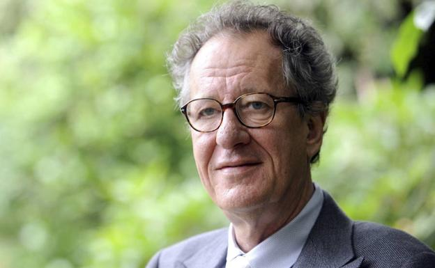 El actor Geoffrey Rush./Efe