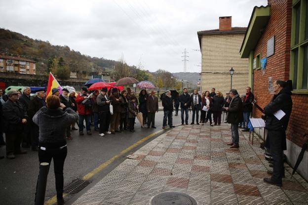 80 años de la represión en Ciaño