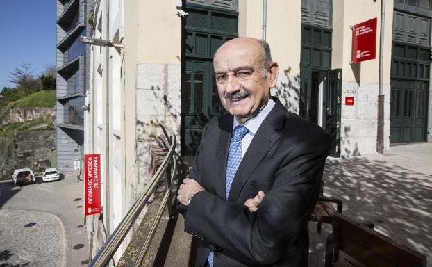«Intentaré hacer un ´lobby´ del norte para lograr un tren Bilbao-Asturias»
