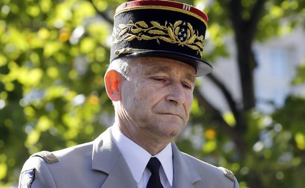 El general Pierre de Villiers.