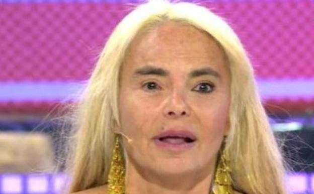 Así Ha Quedado El Ojo De Leticia Sabater Tras La Operación El Comercio
