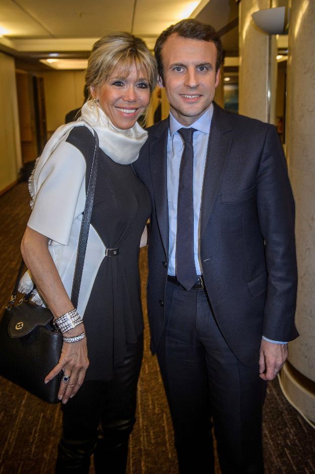 El Precio De Convertirse En La Esposa De Macron El Comercio