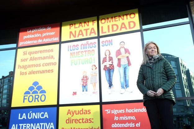 41d415ba1 Foro plantea ayudas de 150 euros al mes por cada hijo para fomentar la  natalidad. Cristina Coto