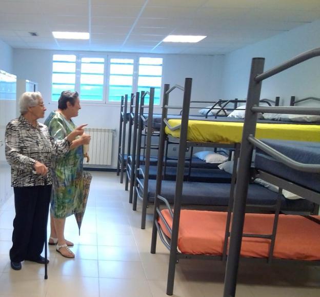 El albergue de peregrinos de Vegadeo abre sus puertas al público