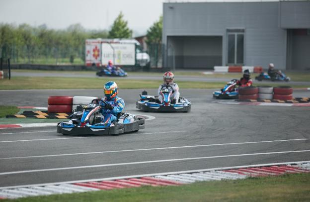 Circuito Fernando Alonso Alquiler Karts : Circuito de karts fernando alonso