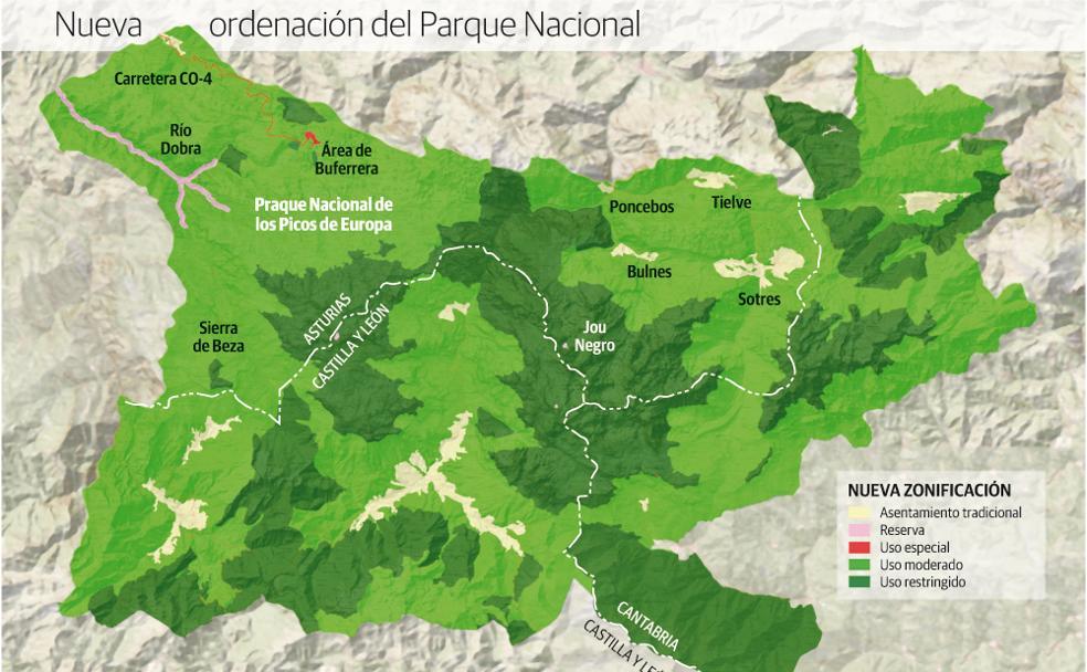 Imagen del artículo de El Comercio. Pulsar para ampliar