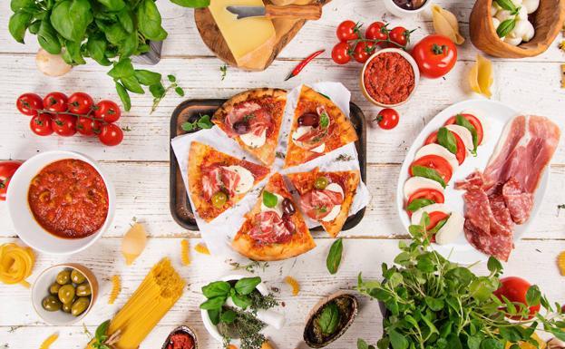 Resultado de imagen de COCINA ITALIANA IMAGEN