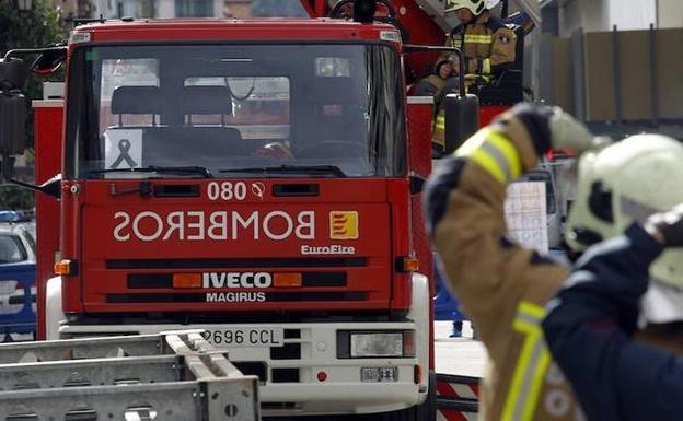 Resultado de imagen para bomberos llegan a acuerdo