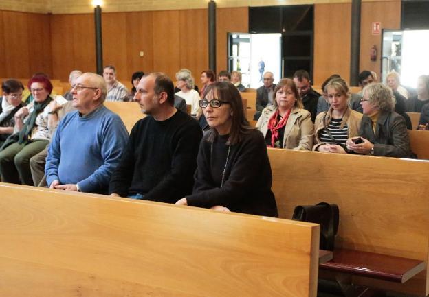 último Adiós Para Alfonso Martínez Valles En El Tanatorio De Gijón