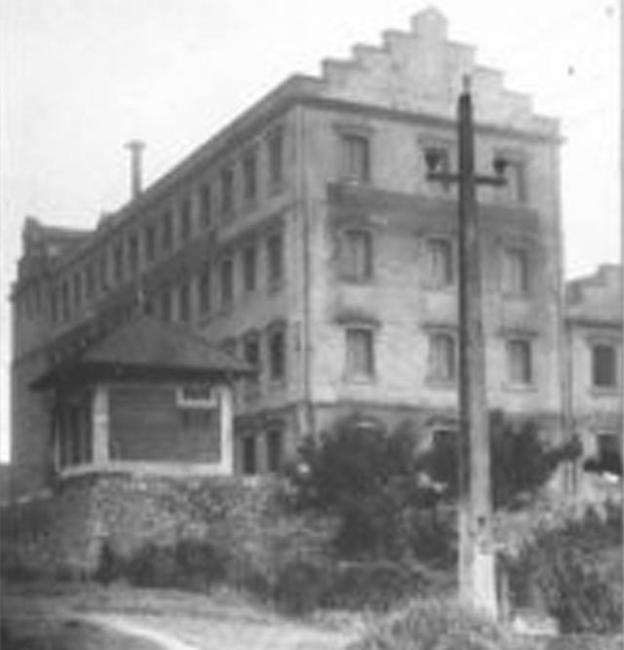 Campo de concentración de Gijón.