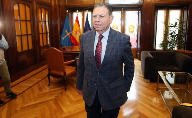 Alfredo Canteli./Álex Piña