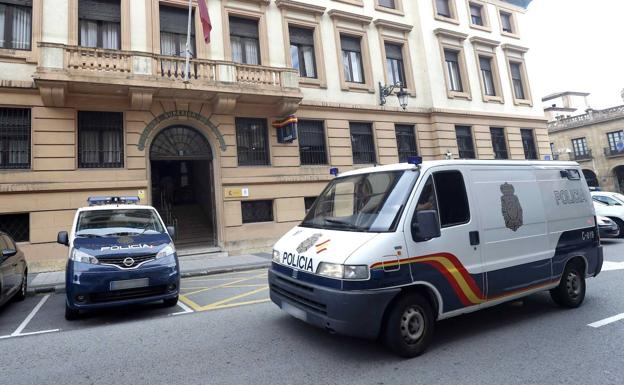 Jafatura Superior de Policía de Oviedo./EFE