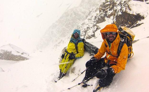 Los hermanos Pou emprenden una nueva aventura en el Himalaya. /Indian Himalayas Expedition