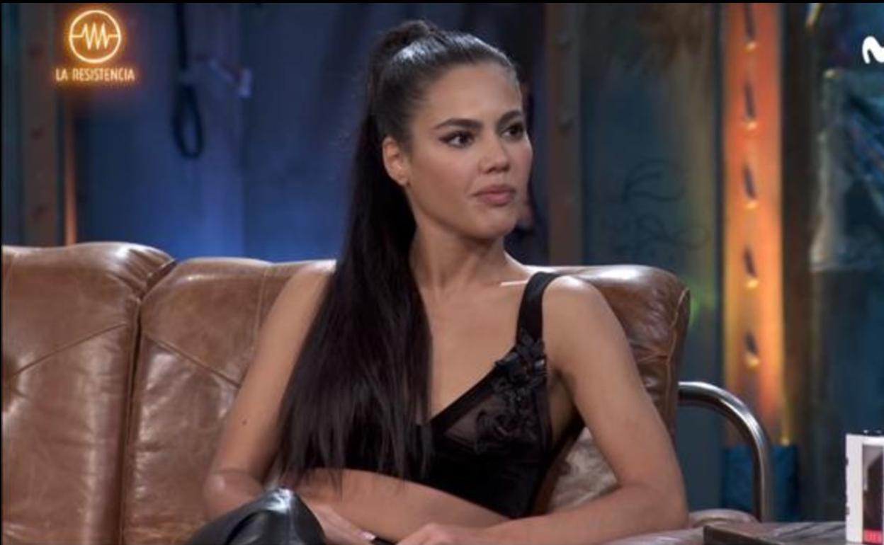Actriz Porno Productora Television Española las confesiones sexuales de apolonia lapiedra en 'la