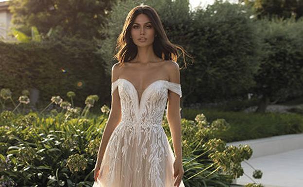 Los Vestidos De Novias Para Diosas De Alessandra Rinaudo