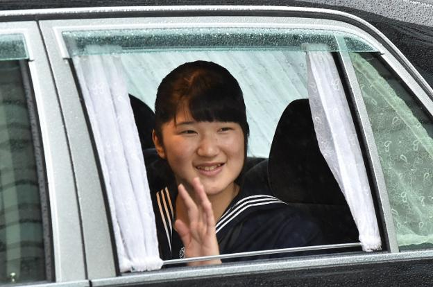 La Princesa Aiko De Japón Cumple 18 Años Sin Trono El Comercio