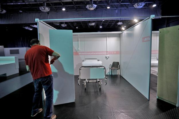 27 de MAyo. El músculo sanitario de Asturias frente al virus