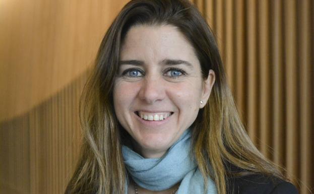 La científica española Mercedes Balcells./R. C.