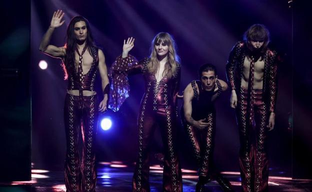Italia gana en Eurovisión y España, antepenúltima | El Comercio