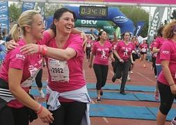 6 000 Corredores Participan En La Carrera De La Mujer De Gijón Para Luchar Contra El Cáncer El Comercio
