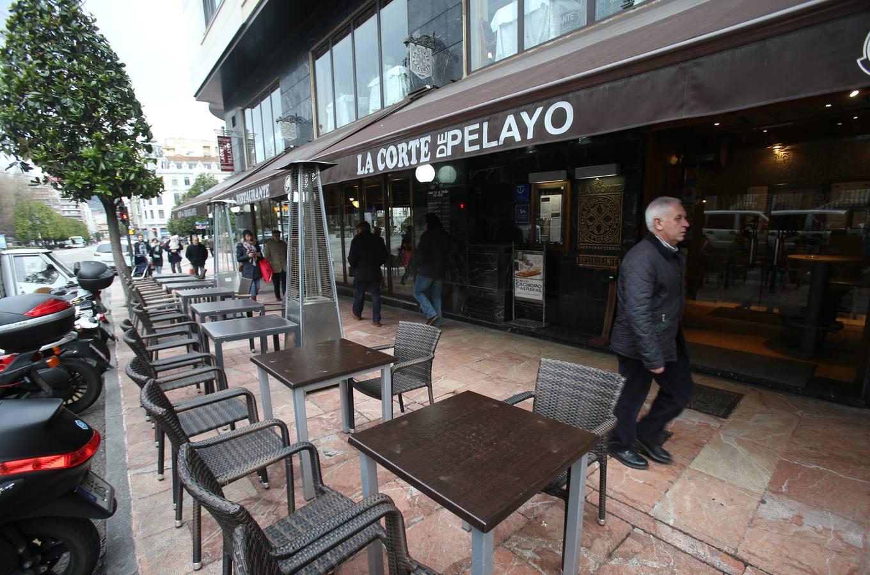 Oviedo Ha Dado Ya Licencia A Más De Cien Terrazas Y Ha