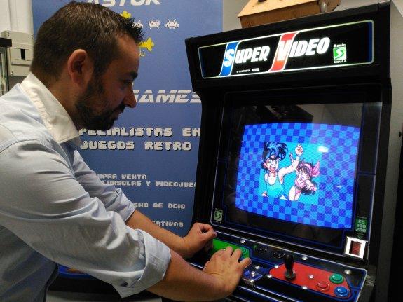 La Nueva Partida De Los Viejos Juegos Arcade El Comercio