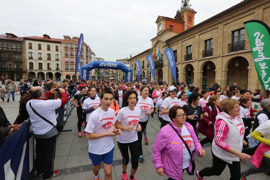 latitud Reconocimiento invadir  La Carrera por la Igualdad se celebrará el sábado 4 de marzo | El Comercio