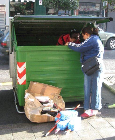 Dias de recogida de trastos en barcelona